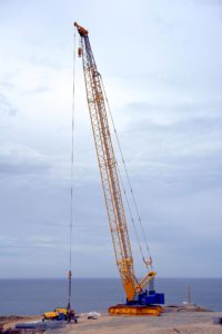 lattice boom crane program