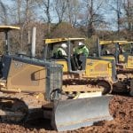 Bulldozers in Heavy Equipment Industry