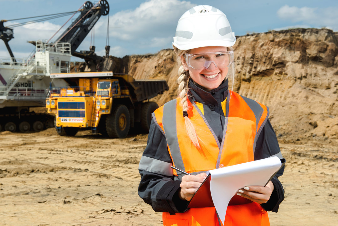 Women in the Heavy Equipment Industry