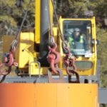 Mobile Crane Accidents Prevention
