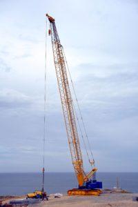 lattice-boom-crane-program