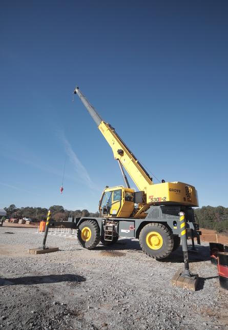 Mobile Crane Jobs