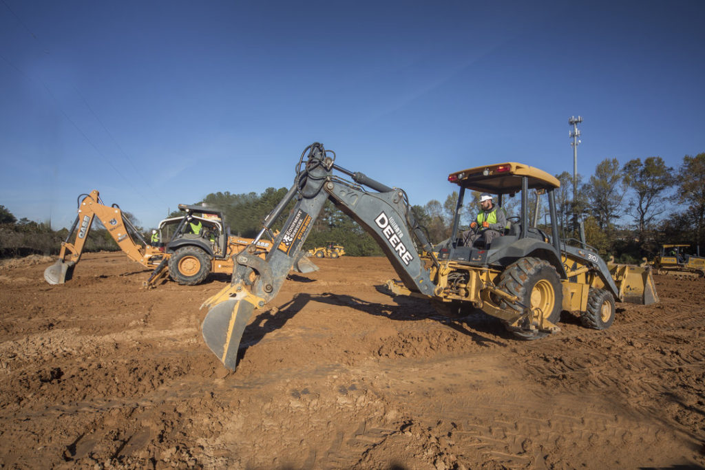 Heavy Equipment Industry Programs