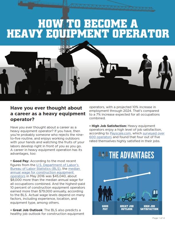 Heavy Equipment College of America