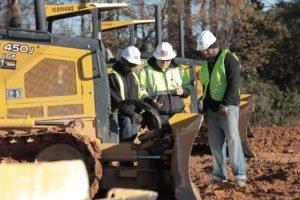 Heavy Equipment Landfill operations