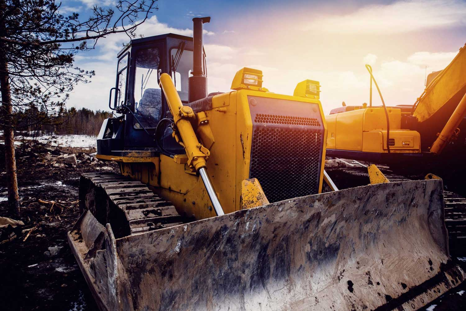 How to Operate a Bulldozer