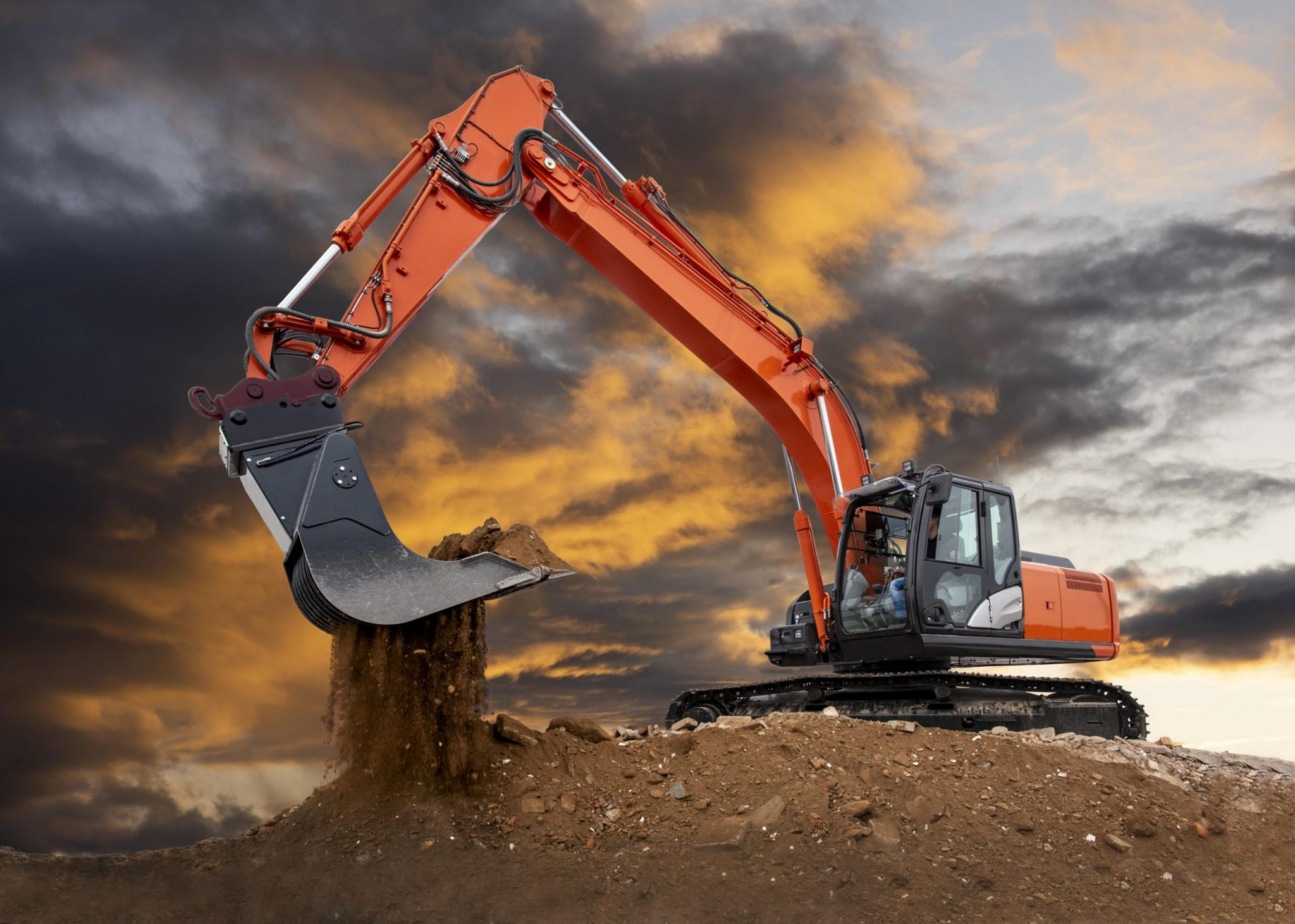 what-is-excavator