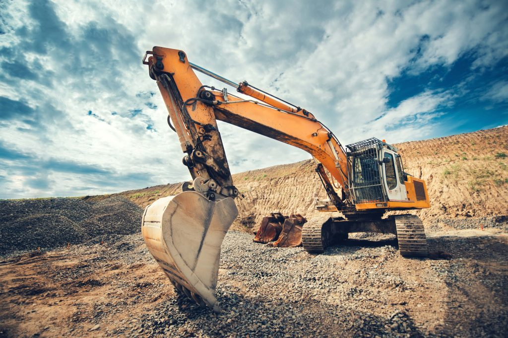 operate-excavator